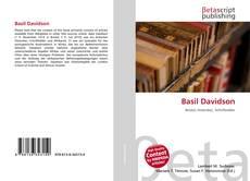 Couverture de Basil Davidson