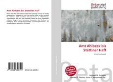 Buchcover von Amt Ahlbeck bis Stettiner Haff