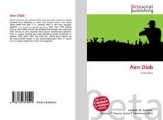 Bookcover of Amr Diab