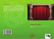 Portada del libro de Cheng Yanqiu
