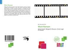 Buchcover von Mort Ransen