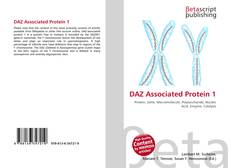 Bookcover of DAZ Associated Protein 1