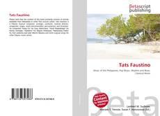 Copertina di Tats Faustino