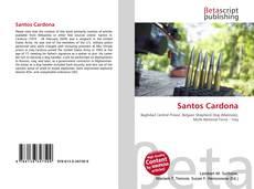 Capa do livro de Santos Cardona