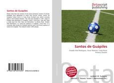 Capa do livro de Santos de Guápiles