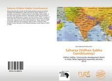 Portada del libro de Saharsa (Vidhan Sabha Constituency)