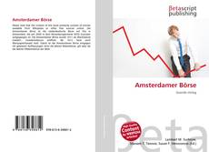 Bookcover of Amsterdamer Börse