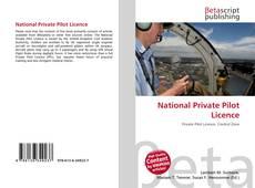 Buchcover von National Private Pilot Licence