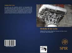 Portada del libro de Ordoño II de León