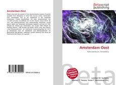 Buchcover von Amsterdam Oost