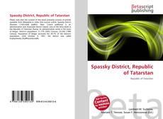 Обложка Spassky District, Republic of Tatarstan