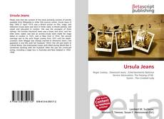 Bookcover of Ursula Jeans