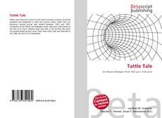 Capa do livro de Tattle Tale