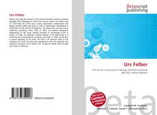 Bookcover of Urs Felber
