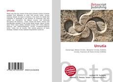 Bookcover of Urrutia