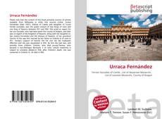 Portada del libro de Urraca Fernández
