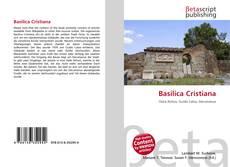 Couverture de Basilica Cristiana