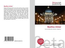Bookcover of Basilica minor