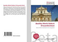 Buchcover von Basilika Mariä Geburt (Frauenkirchen)