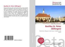 Bookcover of Basilika St. Peter (Dillingen)