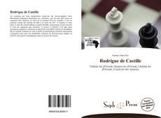 Couverture de Rodrigue de Castille