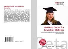 Portada del libro de National Center for Education Statistics