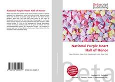 Bookcover of National Purple Heart Hall of Honor