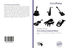 Bookcover of 21st-century Classical Music