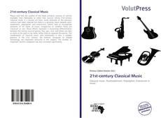 Borítókép a  21st-century Classical Music - hoz