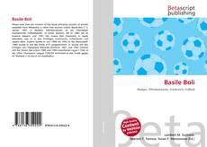 Portada del libro de Basile Boli
