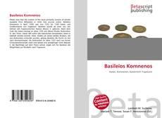 Bookcover of Basileios Komnenos