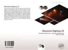 Bookcover of Wisconsin Highway 23