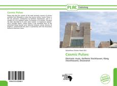 Bookcover of Cosmic Pulses
