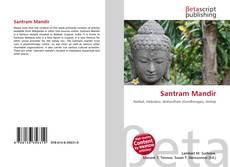Santram Mandir kitap kapağı