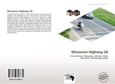 Bookcover of Wisconsin Highway 26