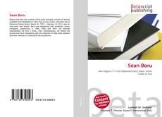Sean Boru kitap kapağı
