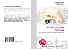 Обложка Ursus Maritimus Tyrannus