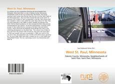 West St. Paul, Minnesota kitap kapağı