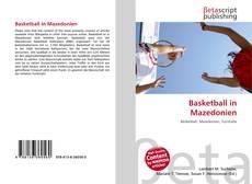 Buchcover von Basketball in Mazedonien