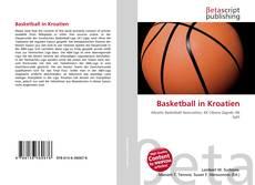 Bookcover of Basketball in Kroatien