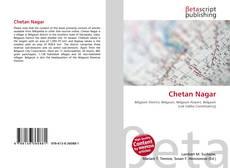 Chetan Nagar kitap kapağı