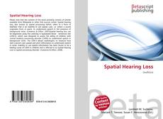Buchcover von Spatial Hearing Loss