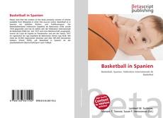 Bookcover of Basketball in Spanien