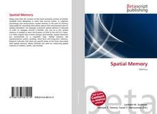 Capa do livro de Spatial Memory