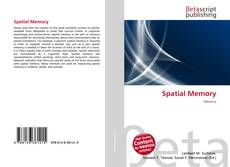 Buchcover von Spatial Memory