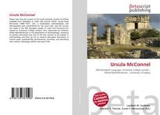 Bookcover of Ursula McConnel