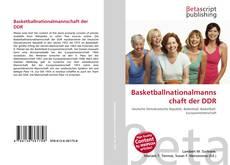 Buchcover von Basketballnationalmannschaft der DDR
