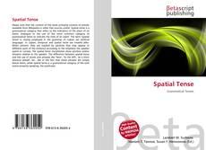 Spatial Tense kitap kapağı