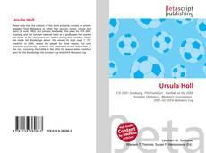 Bookcover of Ursula Holl