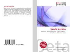 Bookcover of Ursula Vernon
